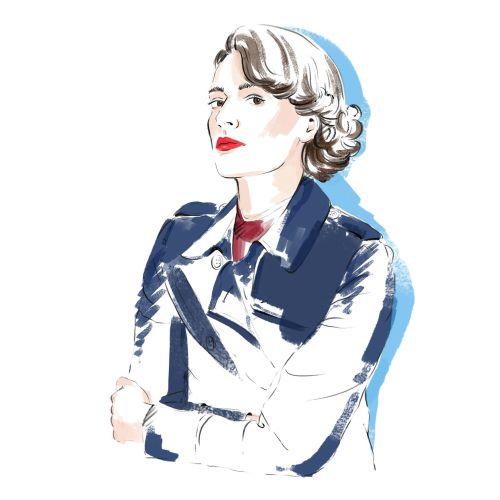 May van Millingen Line & Lifestyle illustrator