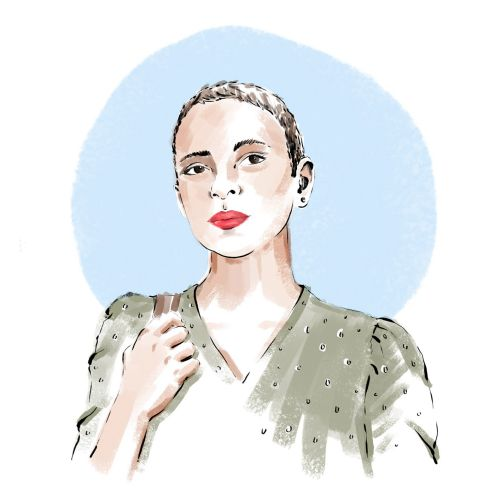 May van Millingen Line & Lifestyle illustrator
