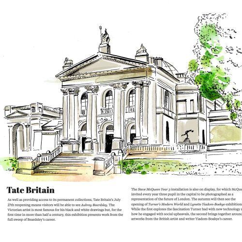 Editorial Tate Britain