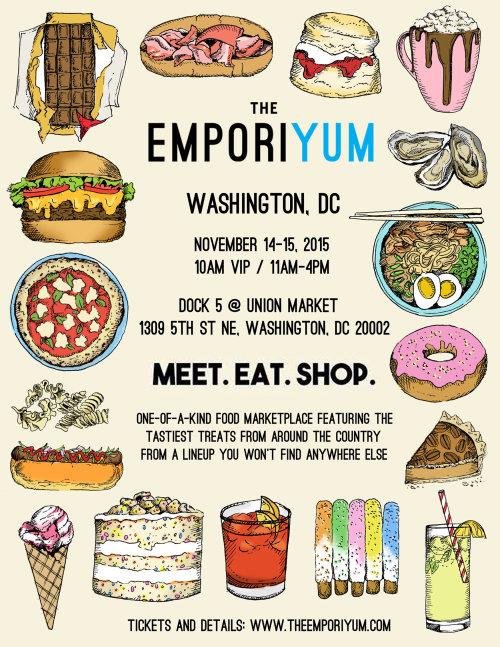 The Emporiyum food artwork