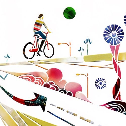 Mayuko Fujino Arte Em Papel