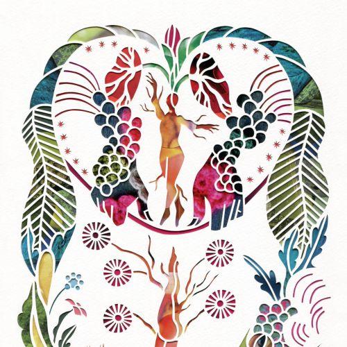 Acrobatics Illustration By Mayuko Fujino