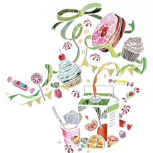 Mayuko Fujino Collage & Montage Illustrator from United Staes of America