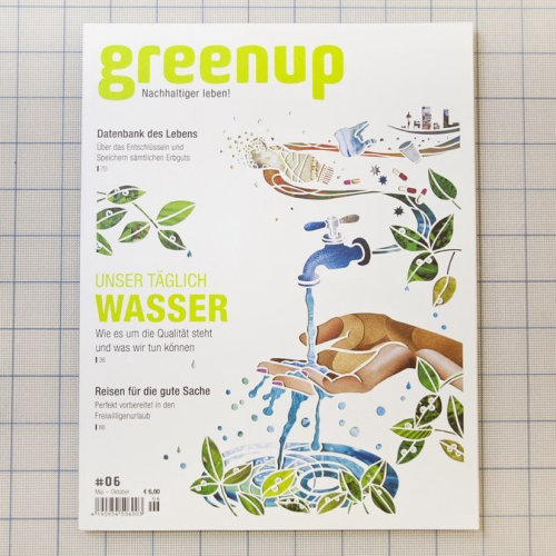 Graphic Greenup cover