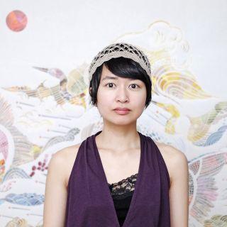 Mayuko Fujino's Photo - Paper artist. New York