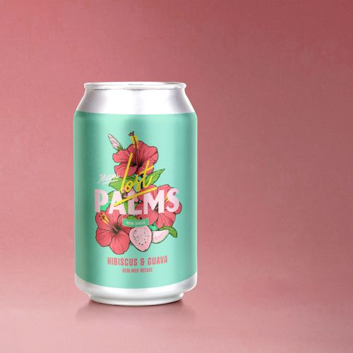 Lost palms sour series package artwork