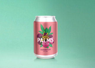 Lost palms davidson plum series package artworks