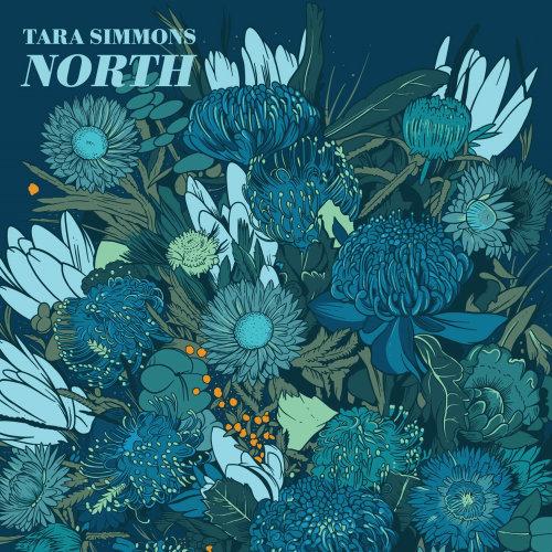 Tara Simmons North Flower wallpaper