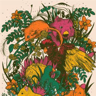 View Mel Baxter's illustration portfolio