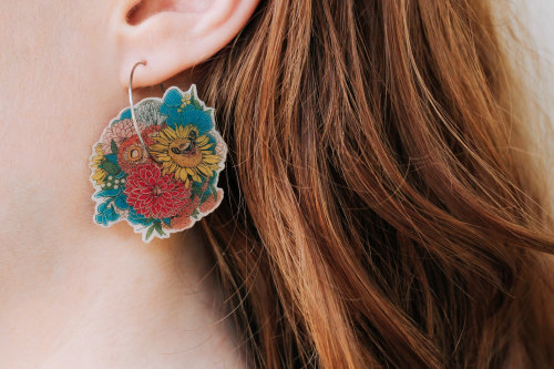 Designers ear rings