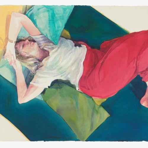 Michael Frith Portrait & Watercolour illustrator. UK