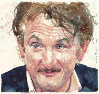 Portrait of Penn