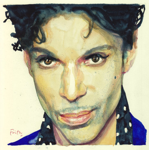 Portrait of Prince