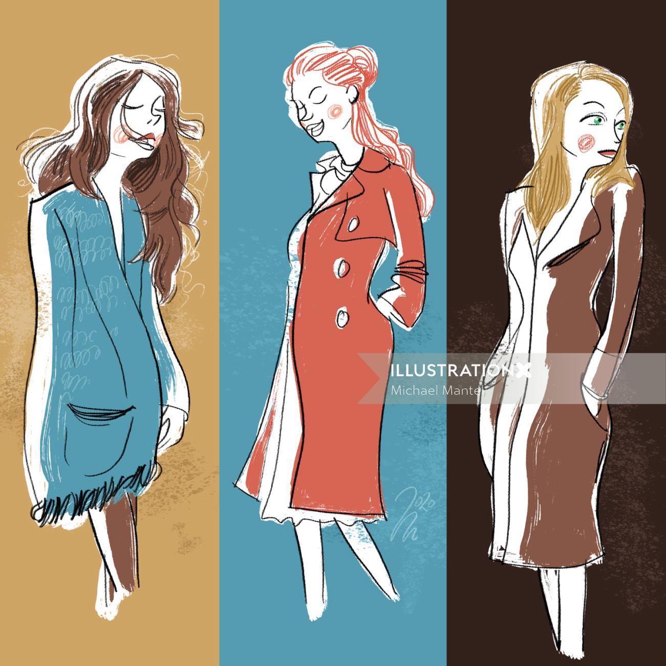 Editorial Girls