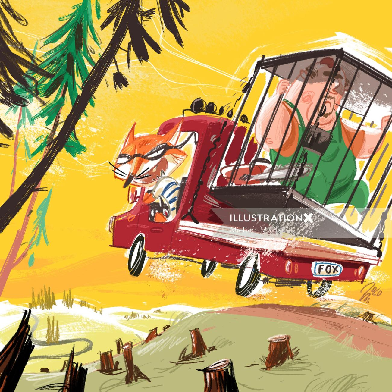 Foxy Ride