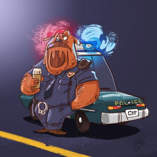 Policial.