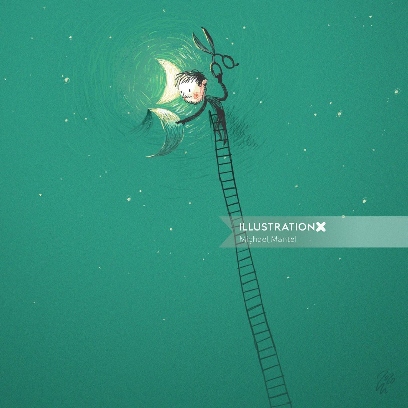 The Moonlight Maker.