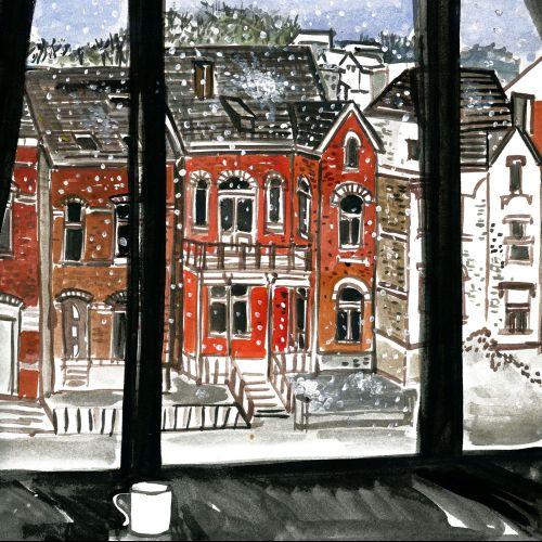 Mokshini Places & Locations Illustrator from USA