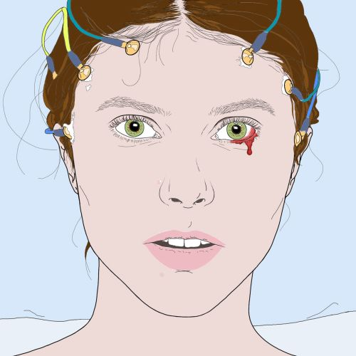 Thelma Sci-Fi movie portrait