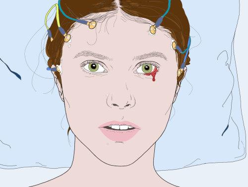 Thelma Sci-Fi movie portrait