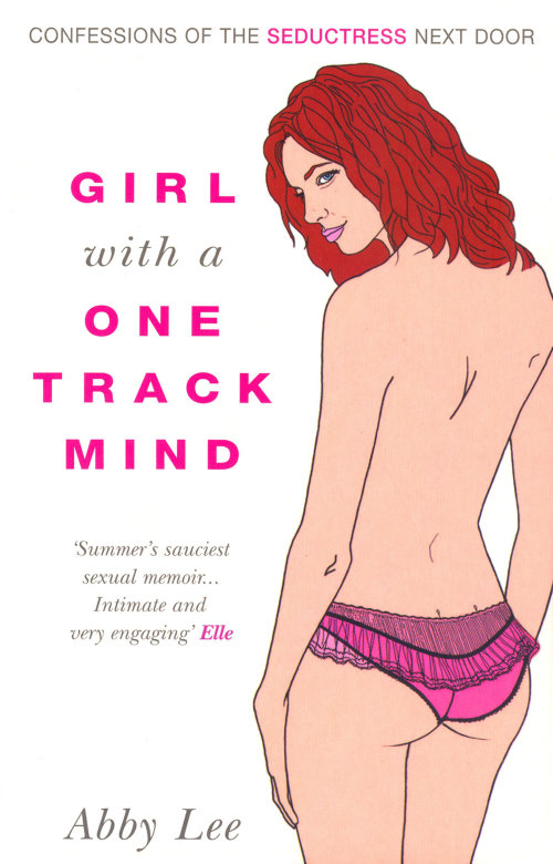 One track mind book cover - Illustration by Montana Forbes