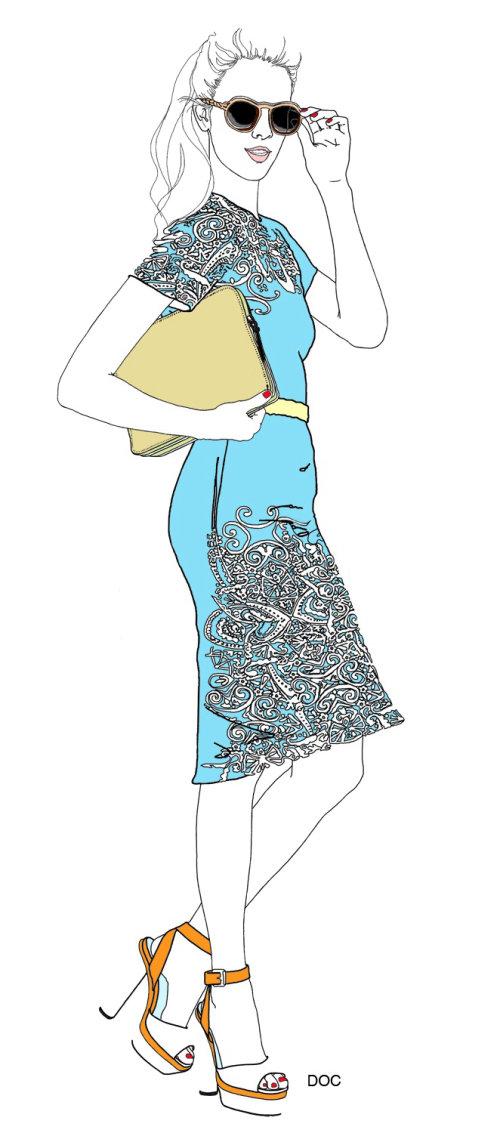 蒙大拿州《福布斯》(DOC)服饰插图