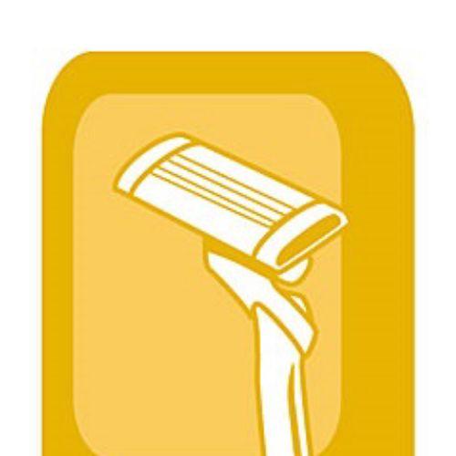 safety razor  Illustration