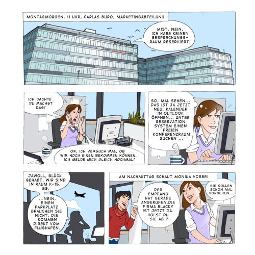 Eplus comic strip