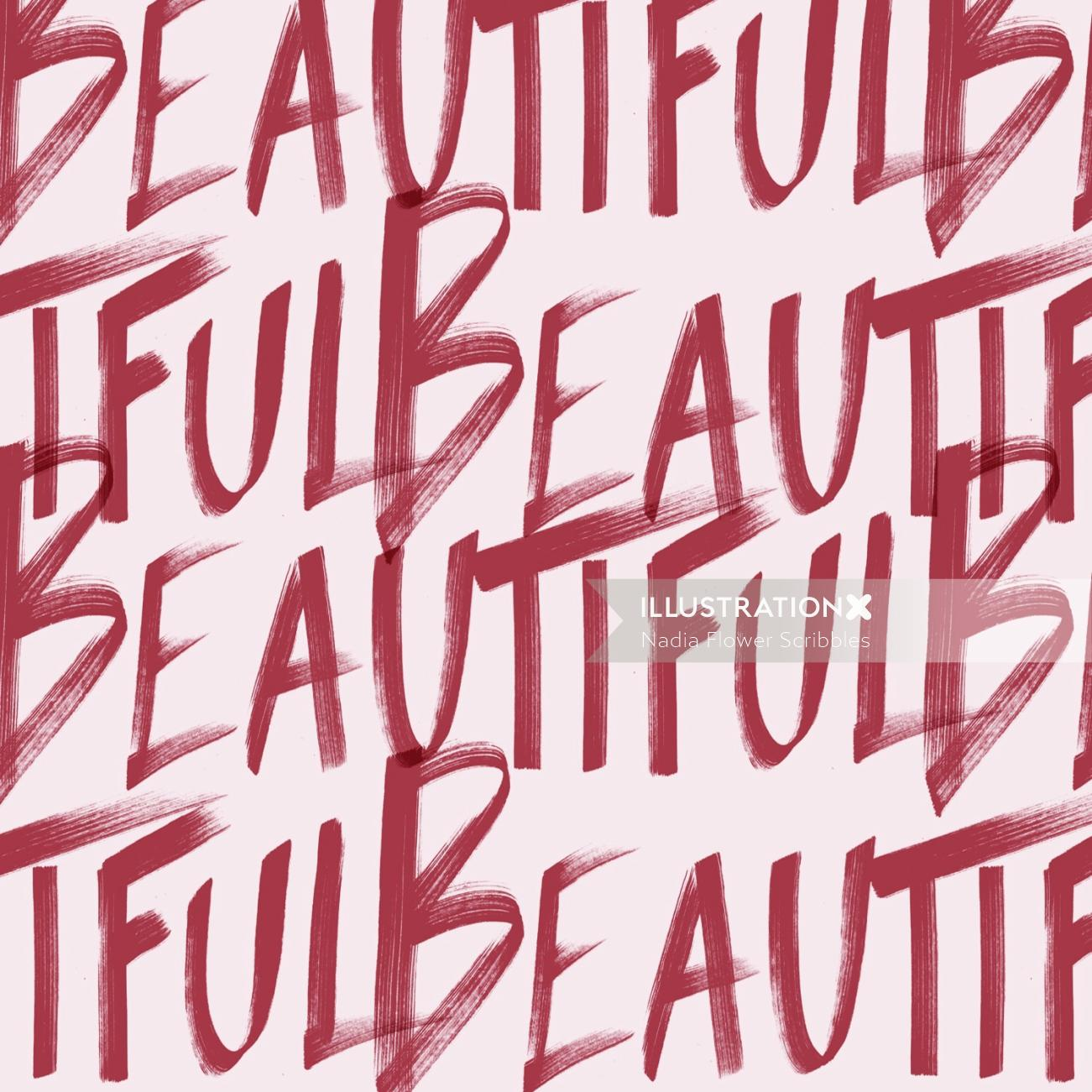 Lettering Beautiful