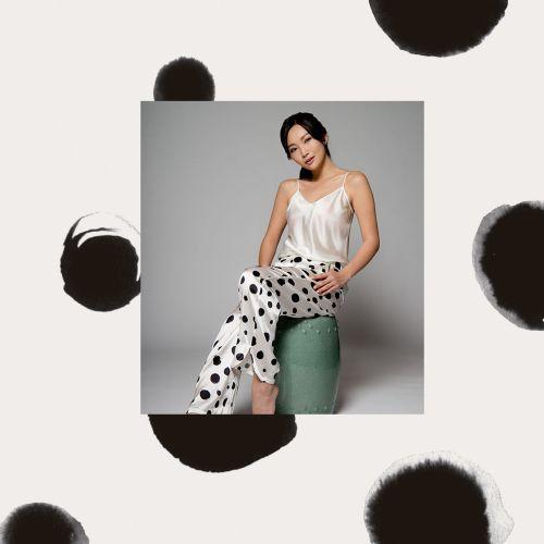 Fashion pattern on pant