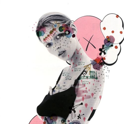 Nadia Flower Scribbles Fashion, beauty and scribble illustrator. New Zealand