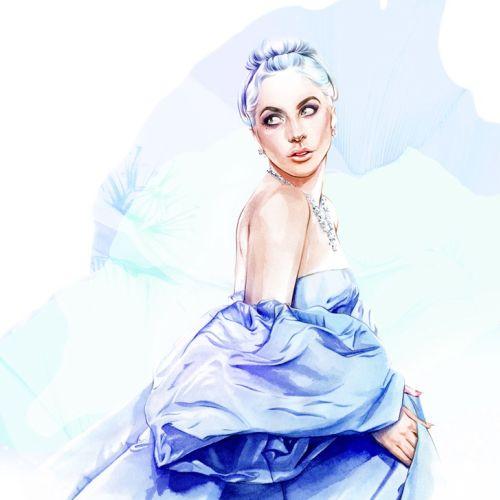 Natalia Sanabria International Fashion & Beauty illustrator. Costa Rica