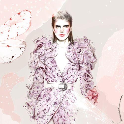 Natalia Sanabria Fashion Luxe