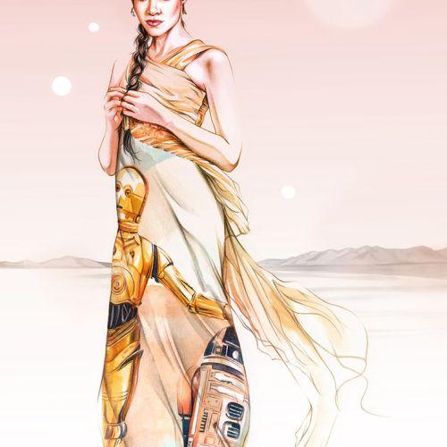 People Princess Leia