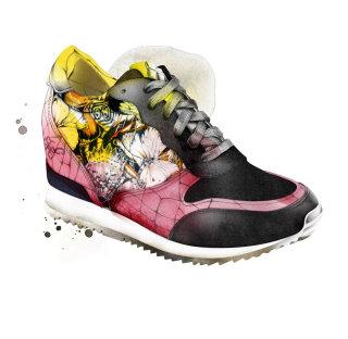 Stylish designed shoe