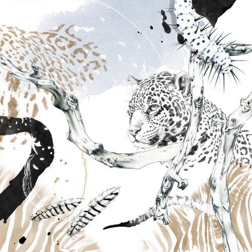Animal Tiger illustration