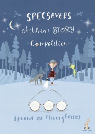 Book Cover of Specsavers children's story competition