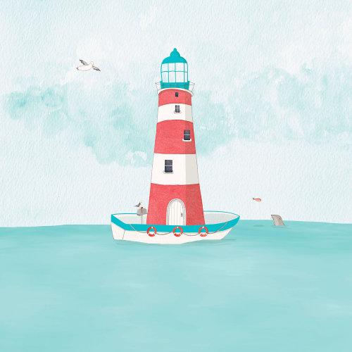 Boat illustration by Natalie Kilany