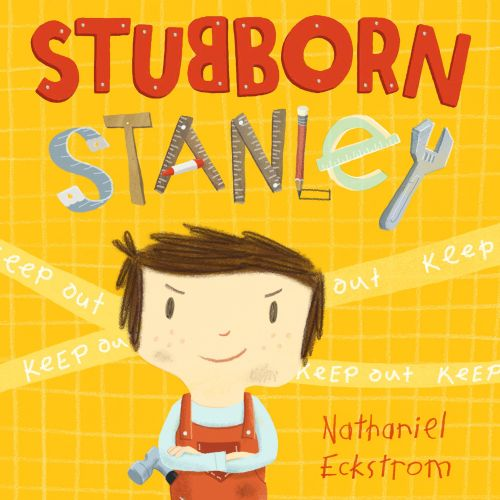 Book Cover Artwork For Stubborn Stanley