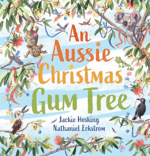An Aussie Christmas Gum Tree