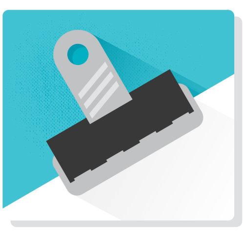 Digital Illustration of clip