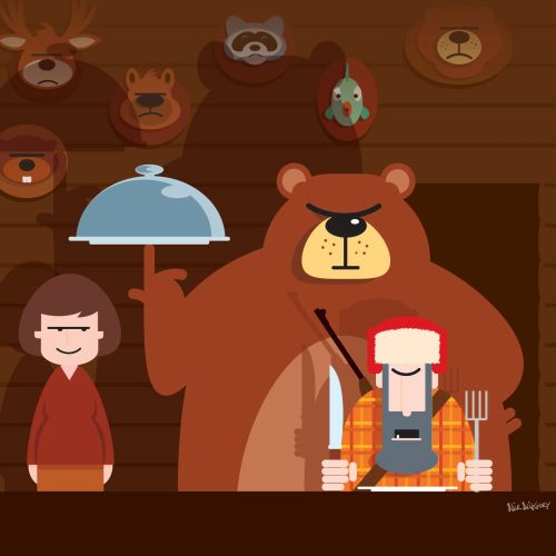 Nick Diggory Dibujos animados y humor Illustrator from Australia