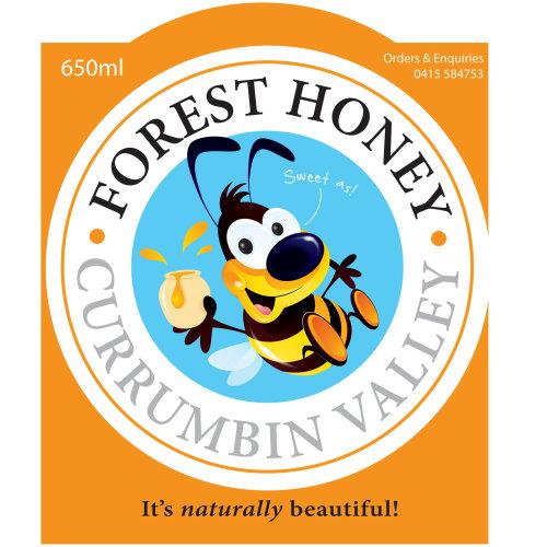 Graphic logo Forest Honey
