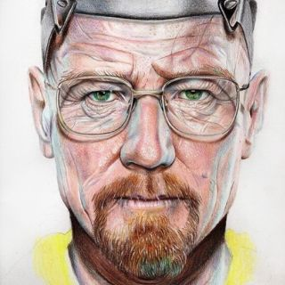Heisenberg aka Walter White, Breaking Bad