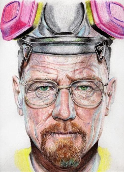 Heisenberg aka Walter White, Breaking Bad