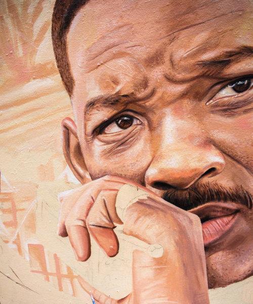 Will Smith portrait