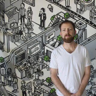 Nigel Sussman's Photo - International isometric & mural illustrator. California