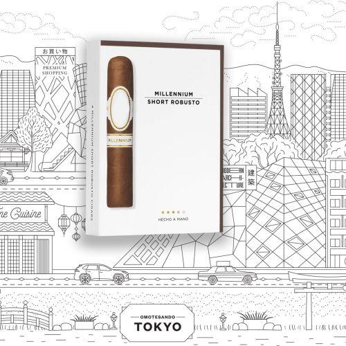 Typography illustration of Happy New Year 2019
