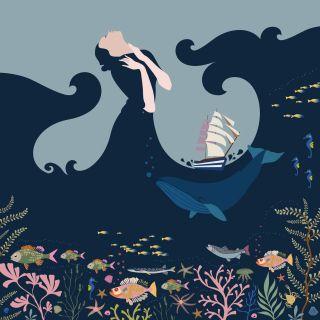 Nina Hunter - Decorative illustrator. UK