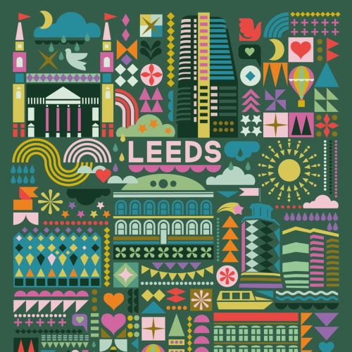 Graphic Leeds Architectural Dream